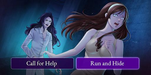 Moonlight Lovers : Beliath - dating sim / Vampire screenshots 7