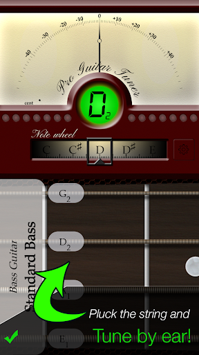 Pro Guitar Tuner 3.1.10 Screenshots 6