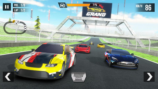 REAL Fast Car Racing: Race Cars in Street Traffic 1.2 screenshots 6