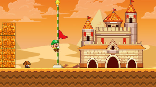 Super Billy's World: Jump & Run Adventure Game 1.1.3.186 screenshots 3