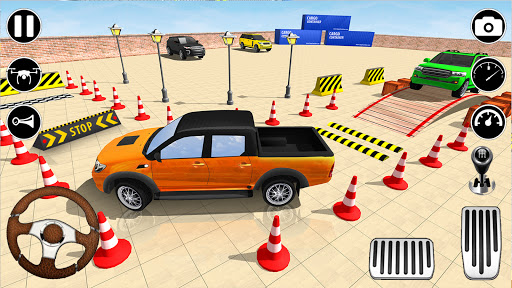 Modern Prado car parking 3D u2013 Free Car games 2021  Screenshots 3