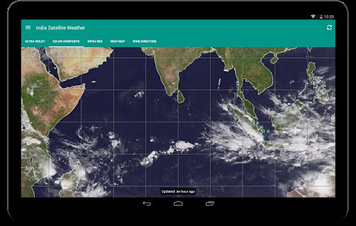India Satellite Weather 5.0.6 Screenshots 6