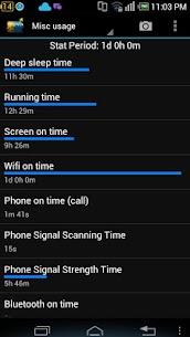 Battery Stats Plus MOD APK 5