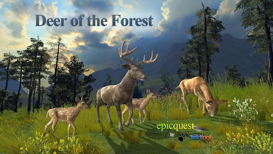 Deer of the Forest For Pc – Free Download On Windows 7, 8, 10 And Mac 1