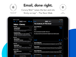 Canary Mail: Email App with PGP Encryption