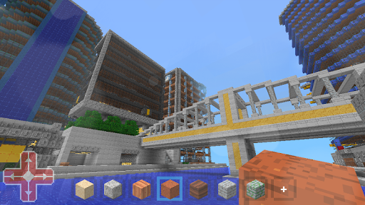 Max Craft Crafting Pro 5D Building Games 24.1 Screenshots 2