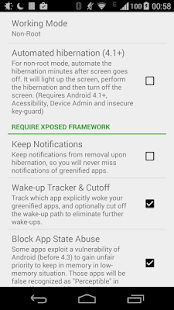 Greenify 4.7.5 APK screenshots 4