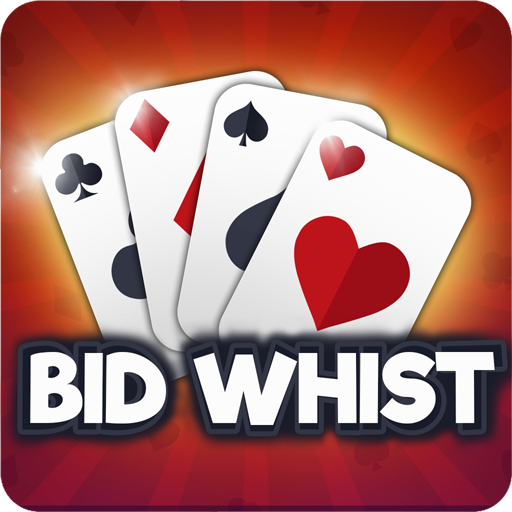 Bid Whist - Offline Free Card Games