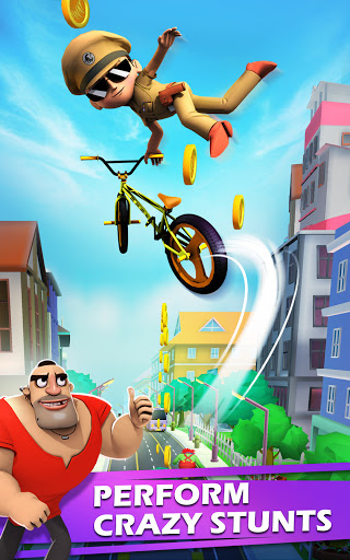 Little Singham Cycle Race 1.1.173 screenshots 20