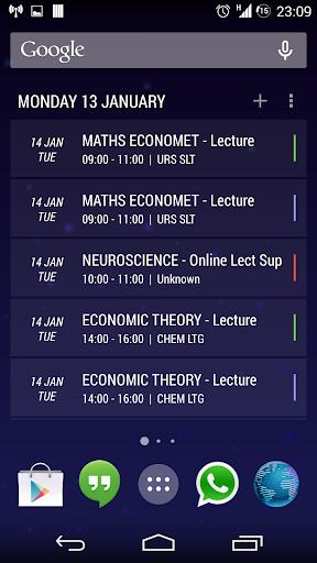 Today Calendar Pro  screenshots 9