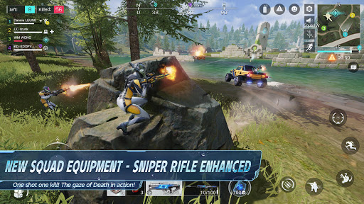 Cyber Hunter filehippodl screenshot 5