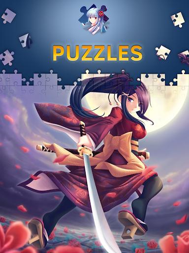 Anime Jigsaw Puzzles Free 1.0.46 screenshots 9