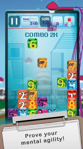 math invaders screenshot 2