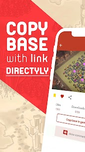Clash Base Layouts Directly Link   T Clasher Apk Download NEW 2021 5