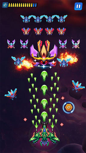 Galaxy Hunter: Space shooter 7.1.1 screenshots 5