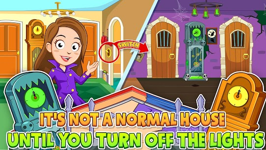 My Town : Haunted House Free MOD Apk 1.24 (Unlocked) 2