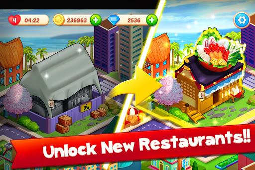 Restaurant Cooking: Crazy Chef & Home Design 1.3.4 screenshots 7