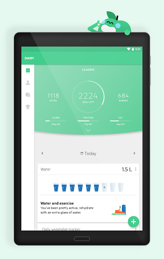 Lifesum - Diet Plan, Macro Calculator & Food Diary android2mod screenshots 10