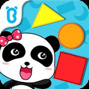 Baby Panda Learns Shapes