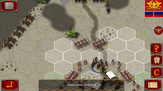 Ancient Battle: Rome 2.4.5 Apk + Mod + Data 4