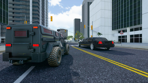 Cop Driver Police Simulator 3D apkpoly screenshots 8