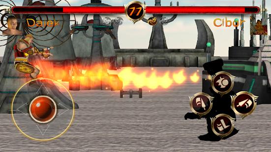 Terra Fighter 2 - Fighting Games screenshots 8