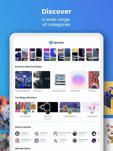 OpenSea: NFT marketplace screenshots 6