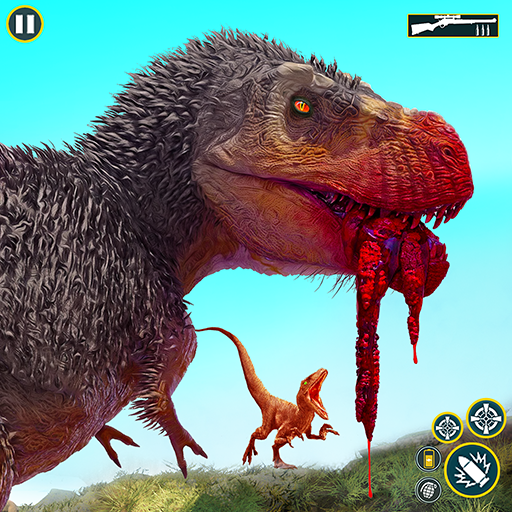 Dino Hunting 3d - Animal Sniper Shooting 2021