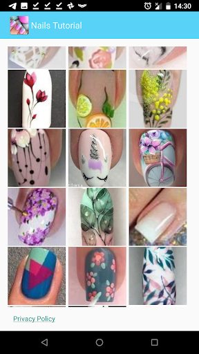 Collection of Nails Designs 3.5 Screenshots 1