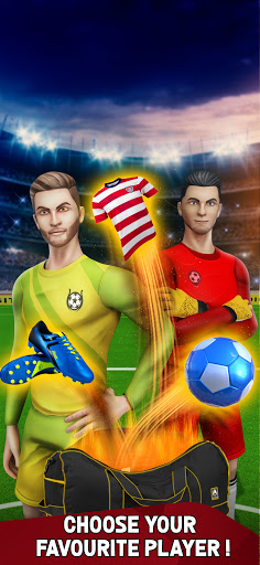 Football Kicks Strike Score: Soccer Games Hero  screenshots 15