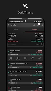 Jiffy Trading App: Indian Online Stock Trading App Screenshot