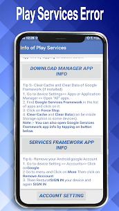 Play Services Update Info 2021    Play Store Info 7
