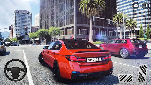 Drifting & Driving: M5 Games  screenshots 2