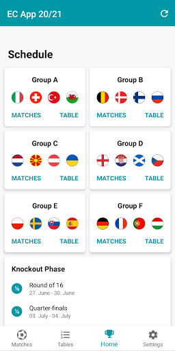 Download Euro Football App 2020 in 2021 - Live Scores mod apk