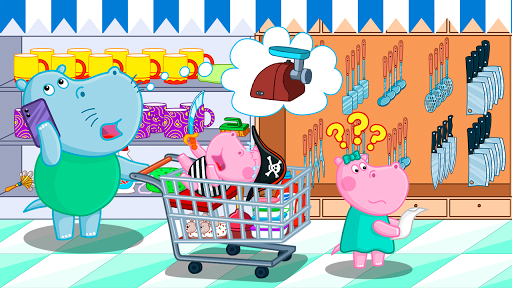Supermarket: Shopping Games for Kids 3.0.1 screenshots 2