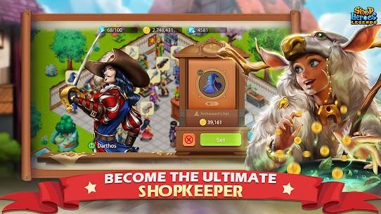 Shop Heroes Legends: Craft & Design 1