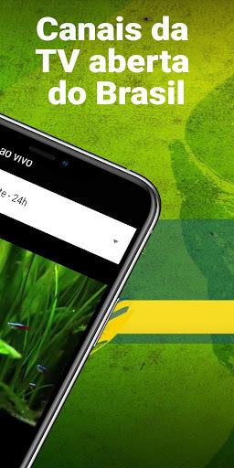App TV ao vivo - player de TV aberta ao vivo apktram screenshots 3