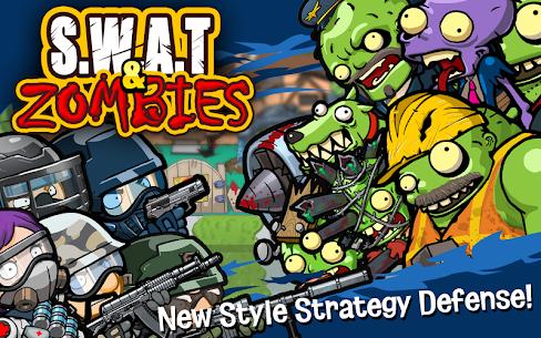 SWAT and Zombies Season 2 MOD APK (Unlimited Stars) 1