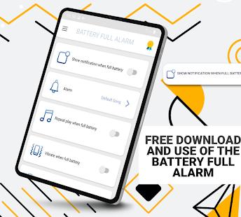 Battery Full Notification - Battery Tracker