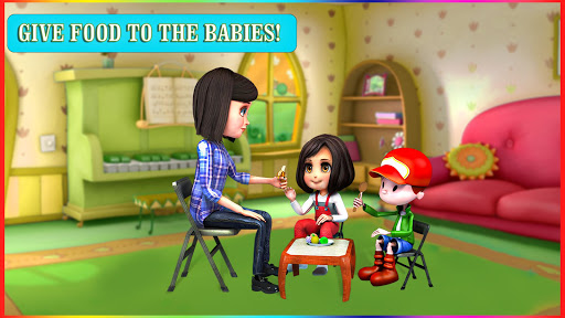 Busy Virtual Mother Simulator 2021 ud83dudc69 android2mod screenshots 5