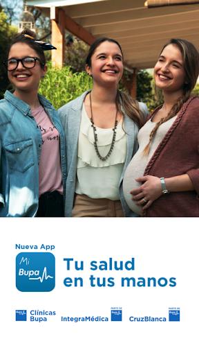 Mi Bupa | CruzBlanca, IntegraMédica, Clínicas Bupa  screenshots 1