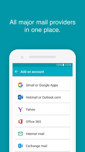 Aqua Mail - Email app for Any Email 1.27.2-1730 Screenshots 2