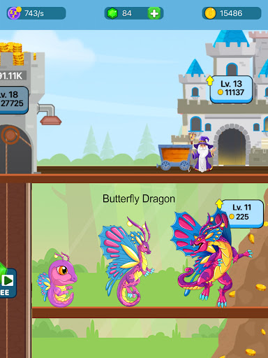 Dragon Village  screenshots 5