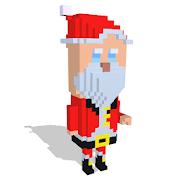 Christmas 3D Color by Number - Voxel, Pixel Art 3D