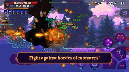 Moonrise Arena - Pixel Action RPG 1.13.10 screenshots 4