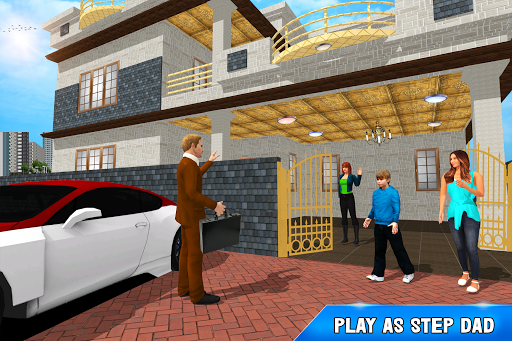 Virtual Step Dad Simulator: Family Fun 1.05 screenshots 3
