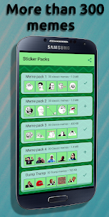 Free WAStickerApps Memes Apk Download 2021 1