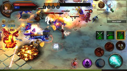 Dungeon Chronicle  screenshots 2