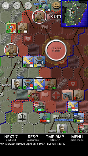 Spanish Civil War 1936 (free) 1.8.4.2 screenshots 5