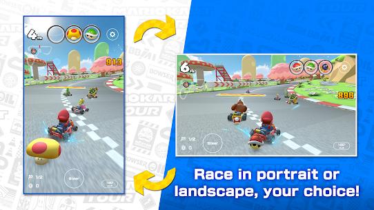 لعبة Mario Kart Tour مهكرة Mod APK 1